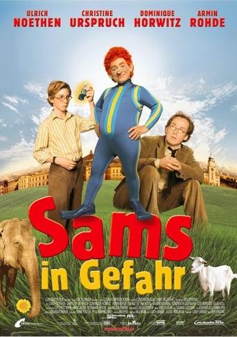 Poster of Sams in Gefahr