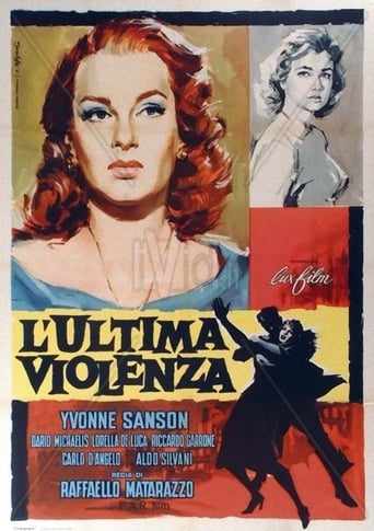 Poster of The Last Violence