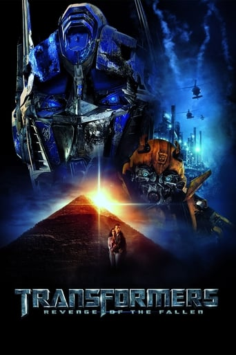 Poster of Transformers: Revenge of the Fallen