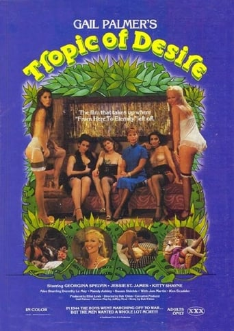 Poster of Tropic of Desire