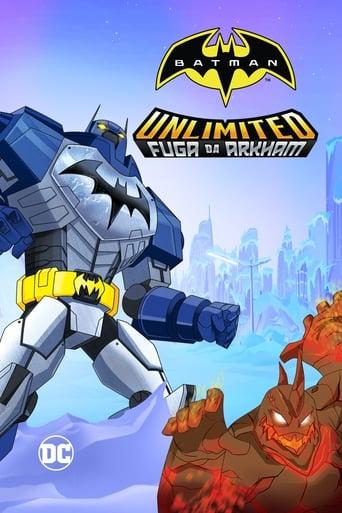 Poster of Batman Unlimited: Fuga da Arkham