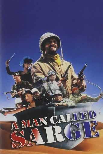 Poster of A Man Called Sarge