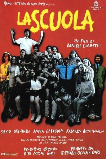 Poster of La scuola