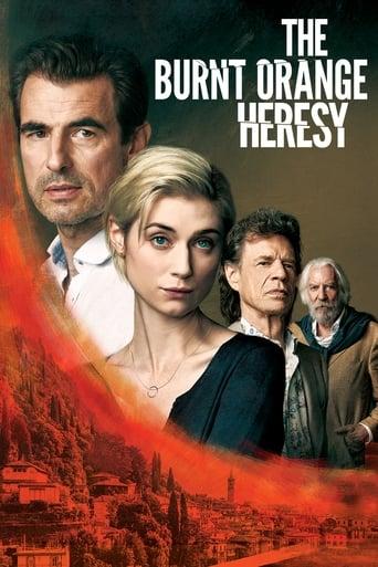 Poster of The Burnt Orange Heresy