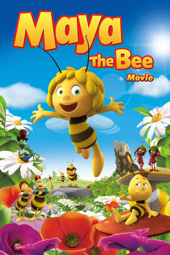 Poster of Maya the Bee Movie
