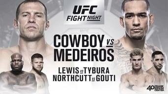 UFC Fight Night 126: Cowboy vs. Medeiros