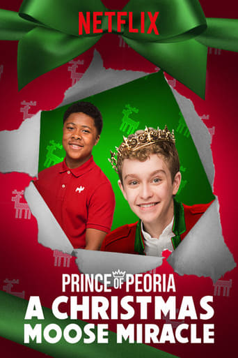 Poster of Prince of Peoria A Christmas Moose Miracle