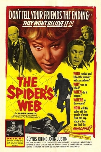Poster of The Spider's Web