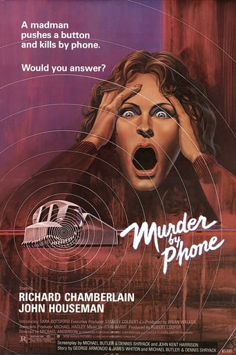 Poster of Murder by Phone