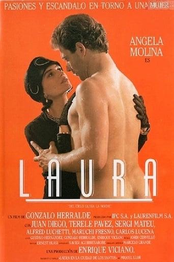 Poster of Laura, del cielo llega la noche