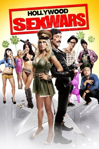 Poster of Hollywood Sex Wars