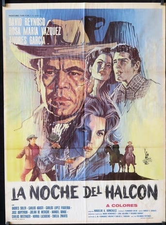 Poster of The Night of the Falcon