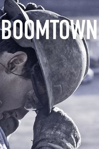 Poster of Boomtown