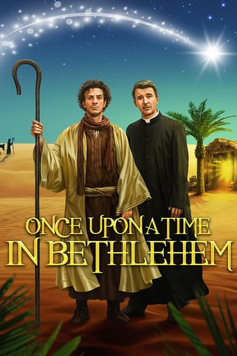 Poster of Once Upon a Time in Bethlehem