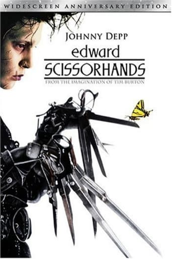 The Making of Edward Scissorhands Poster