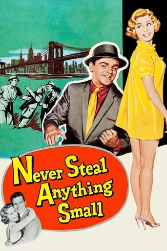 Poster of Never Steal Anything Small