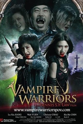 Poster of Vampire Warriors