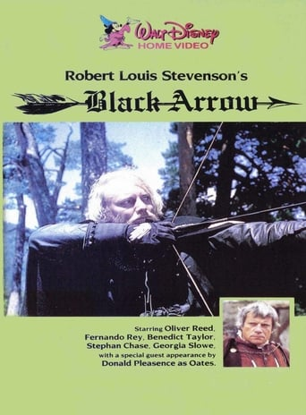 Poster of Black Arrow