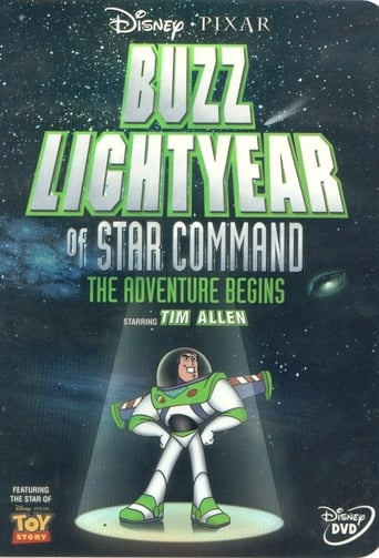 Poster of Buzz Lightyear of Star Command