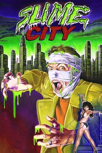 Poster of Slime City