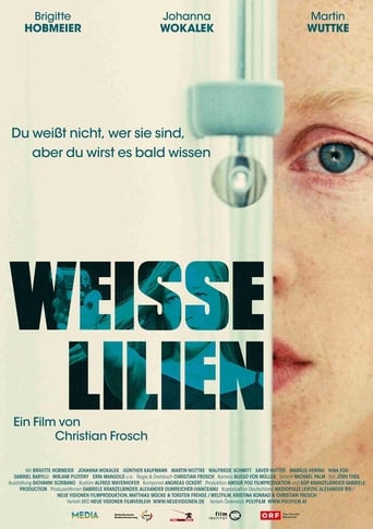 Poster of Weiße Lilien