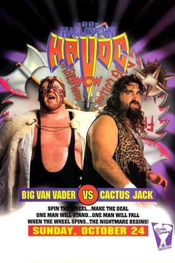 Poster of WCW Halloween Havoc 1993