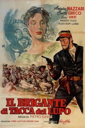 Poster of The Bandit of Tacca del Lupo