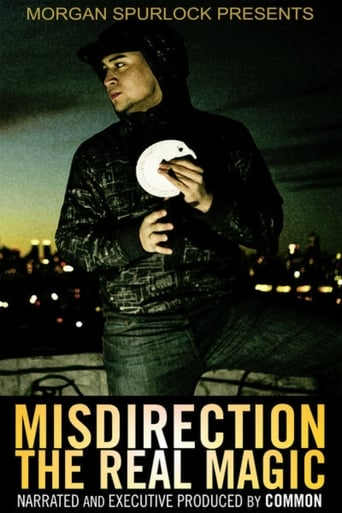 Misdirection: The Real Magic poster