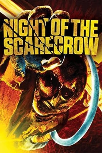Poster of Night of the Scarecrow