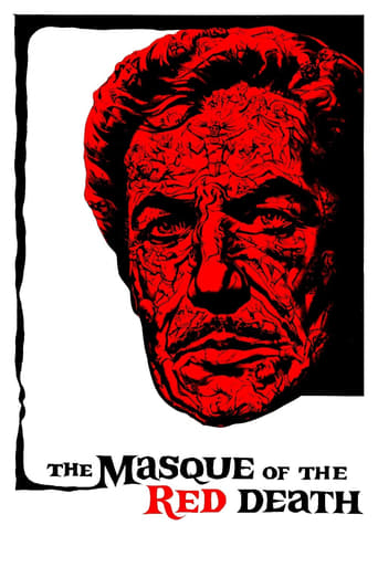 Poster of The Masque of the Red Death