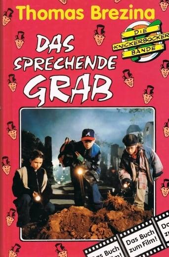 Poster of Die Knickerbocker-Bande: Das sprechende Grab