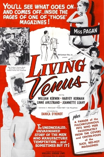 Poster of Living Venus