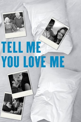 Poster of Tell Me You Love Me
