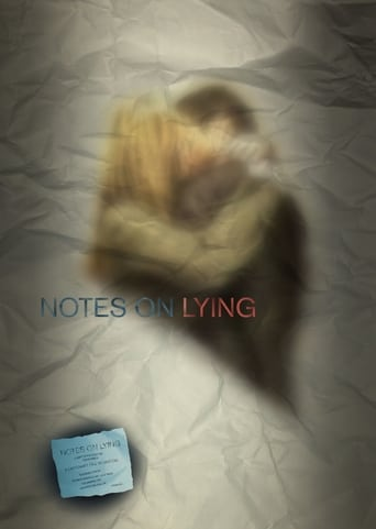 Poster of Notes on Lying