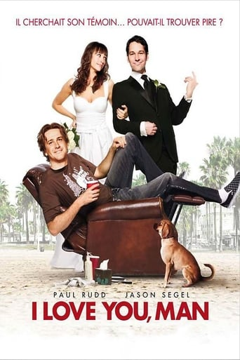 Poster of I Love You, Man