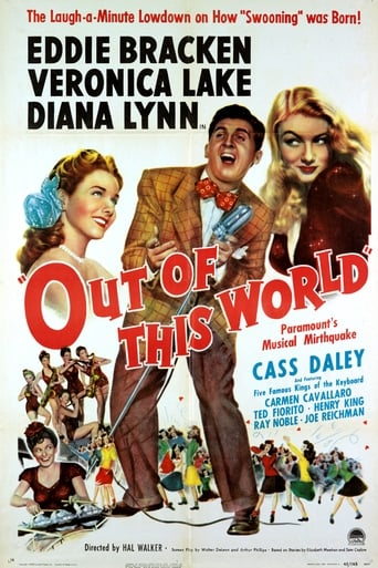 Poster of Out of This World