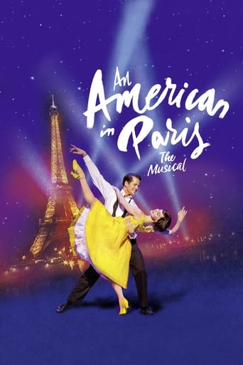 Poster of An American in Paris: The Musical