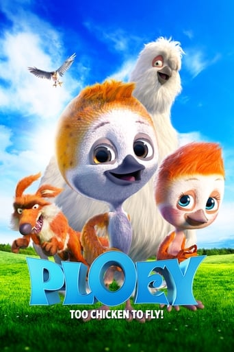 Poster of Ploey: You Never Fly Alone