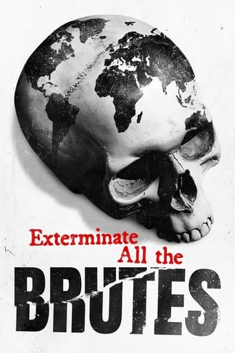 Poster of Exterminate All the Brutes