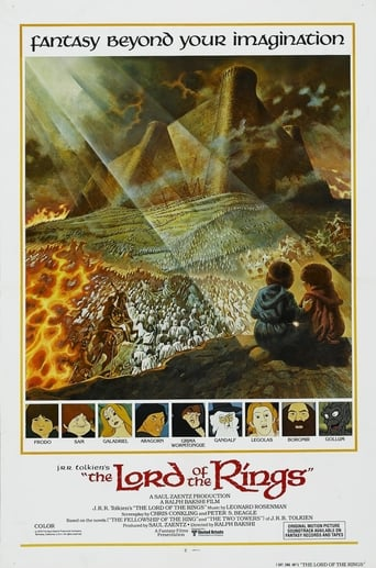 the lord of the rings animated collection 19771980