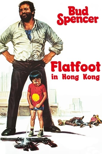 Poster of Flatfoot in Hong Kong