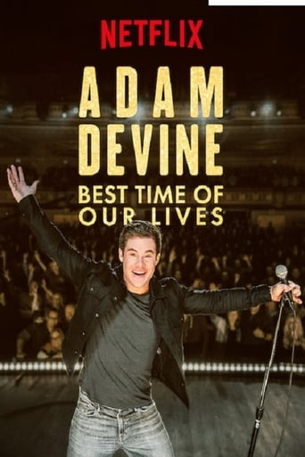 Poster of Adam Devine: Best Time of Our Lives
