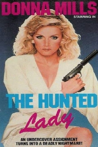 Poster of The Hunted Lady