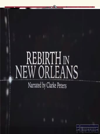 Poster of Rebirth in New Orleans