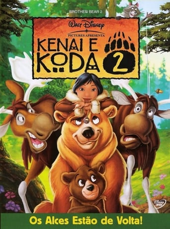 Irmão Urso 2 - Poster