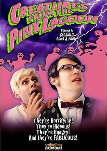 Poster of Creatures from the Pink Lagoon