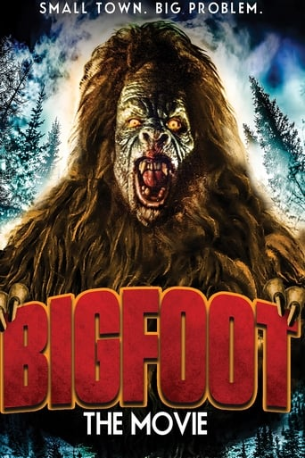 Poster of Bigfoot The Movie