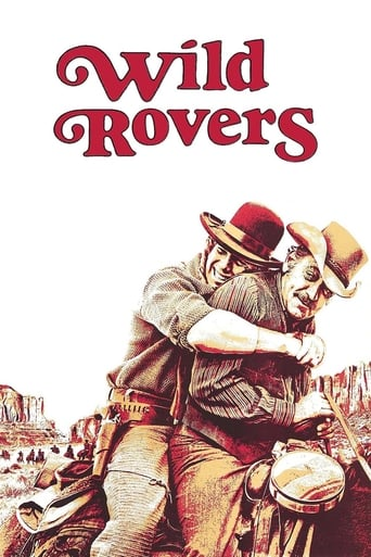 Poster of Wild Rovers