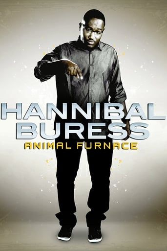Poster of Hannibal Buress: Animal Furnace
