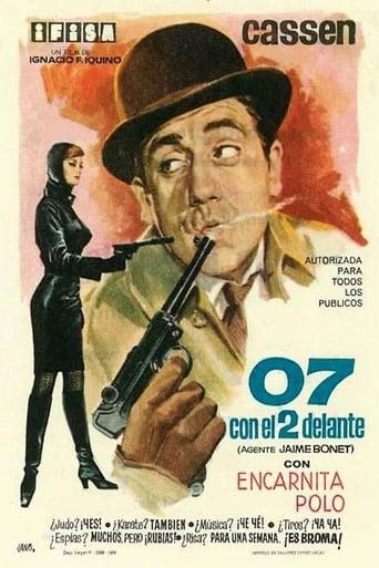 Poster of 07 con el 2 delante (Agente: Jaime Bonet)